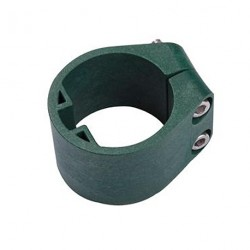 Collier de fixation pour poteau profilé 48mm