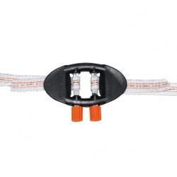 5 Connecteurs PVC pour ruban GALLAGHER
