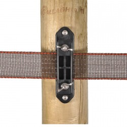 5 Isolateurs de coin ruban 20-40mm