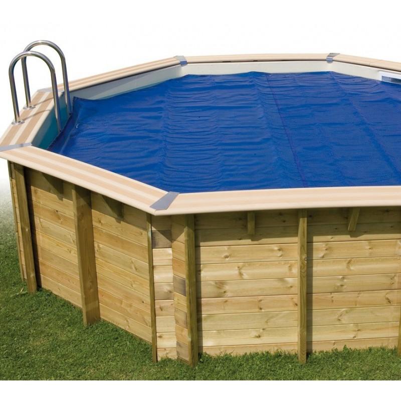 Bâche solaire pour piscine PALMA 580