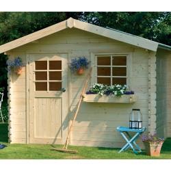Plancher impr gn pour abri de jardin 298x298 - Abri de jardin octogonal ...