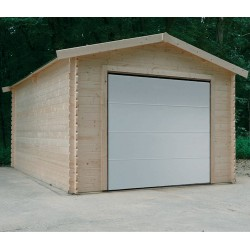 Garage en bois TRADITION - PS