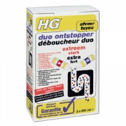 HG Déboucheur duo