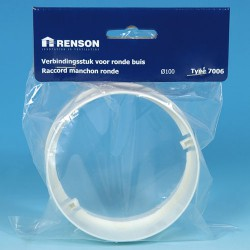 Raccord pour tube rond