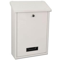 Boîte aux lettres DUBLIN blanc