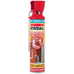Mousse PU SOUDAL Genius Gun 600ml