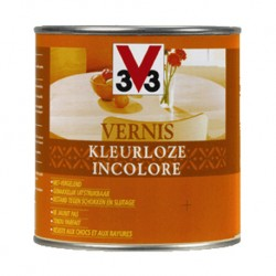 V33 Vernis incolore 0,5L