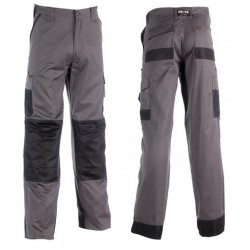 Pantalon HEROCK MARS gris