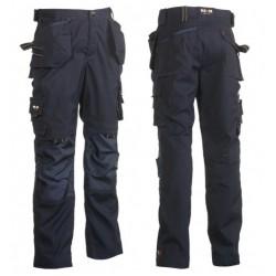 Pantalon HEROCK DAGAN navy