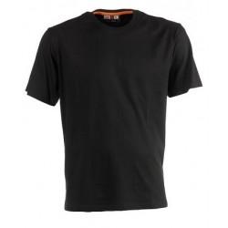 T-Shirt HEROCK ARGO noir