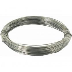 Rouleau de fil de fer galvanisé