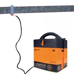 Kit de raccordement pour clôture ruban