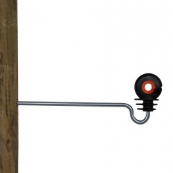 Isolateur à distance XDI pour piquet bois