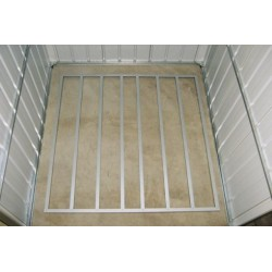 Sous-plancher pour abri en métal 1,91m²