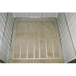 Sous-plancher pour abri en métal 12,00m²