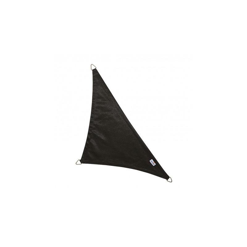 toile d 39 ombrage triangulaire 710cm. Black Bedroom Furniture Sets. Home Design Ideas