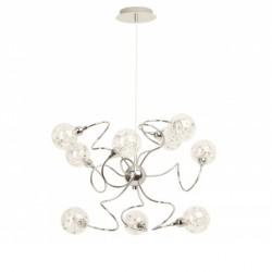 JOYA Suspension 9 lampes