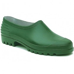 Galoche PVC vert