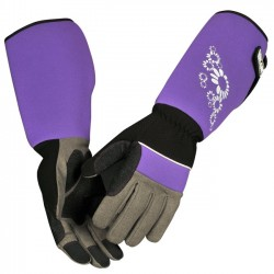 Gants de jardinage OX-ON Rose