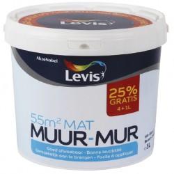 LEVIS mur 4+1L