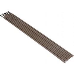 Electrodes à souder Ø2,5x300mm - 8pcs