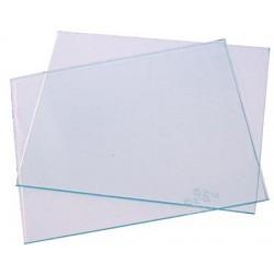 Verres transparents 108x50mm