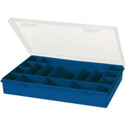 Boite 17 compartiments 33x27x5cm