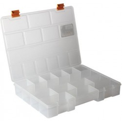 Boite 14 compartiments 32x25x5cm