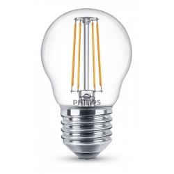Ampoule Boule LED PHILIPS Claire E27 ~40W