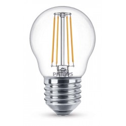 Ampoule boule PHILIPS LED Classic E27 ~40W
