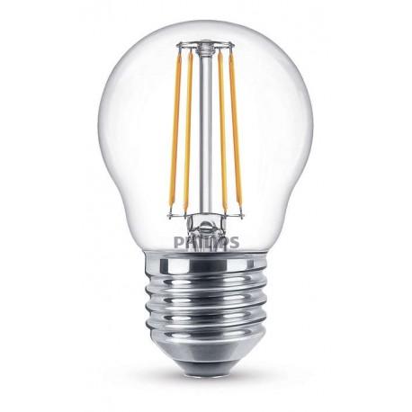 ampoule boule led philips claire e27 40w. Black Bedroom Furniture Sets. Home Design Ideas