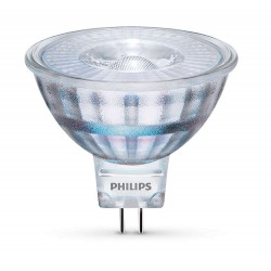 Ampoule MR16 LED PHILIPS Verre ~35W WW