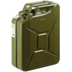 Jerrican métal 20 litres