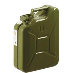 Jerrican métal 10 litres