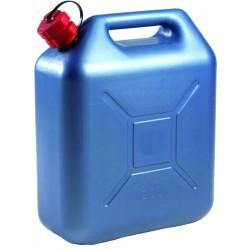 Jerrican à hydrocabures PVC bleu 20L