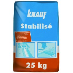 KNAUF Stabilisé 25 Kg
