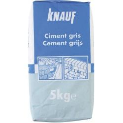 KNAUF Ciment gris - 5kg