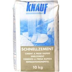 KNAUF Ciment à prise rapide - 10kg