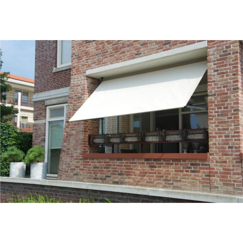 Balcon Et Structure En Acier Sublimant Votre Extérieur: Structure Autoportante Pour Store De Balcon