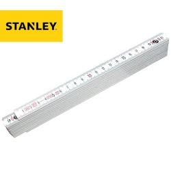 Double-mètre pliant fibre STANLEY