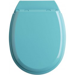Siège WC ALLIBERT Atlas 2 Turquoise