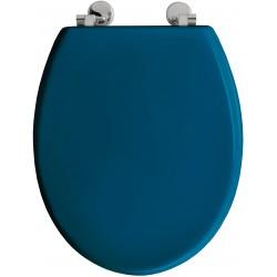 Siège WC ALLIBERT Bolivia Bleu