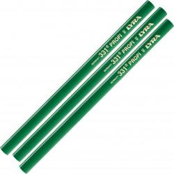 3 Crayons de maçon LYRA 331 24cm