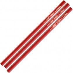 3 Crayons de charpentier LYRA 333 30cm