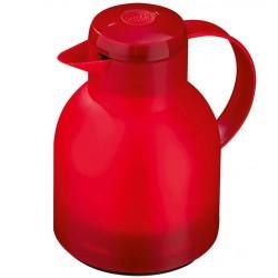 Pichet isolant SAMBA rouge 1L