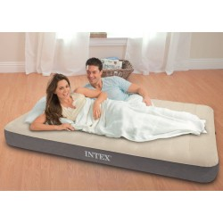 Matelas pneumatique INTEX Queen Fibertech