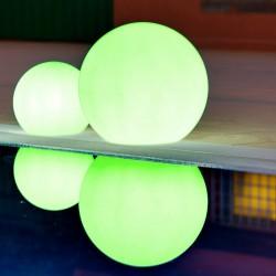 BULY Boule lumineuse RGB solaire Ø 40 cm