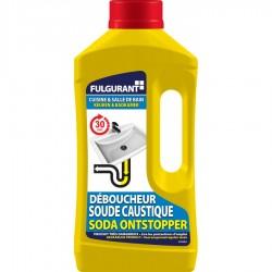 Déboucheur soude caustique FULGURANT