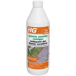 HG Nettoyant des dépôts verdâtres 1L