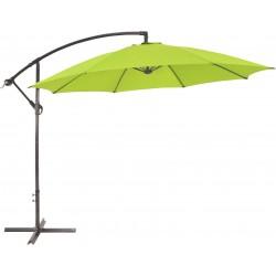 Parasol excentré 3m - Lime